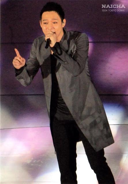 Yoochun Tokyo Dome Konser 21