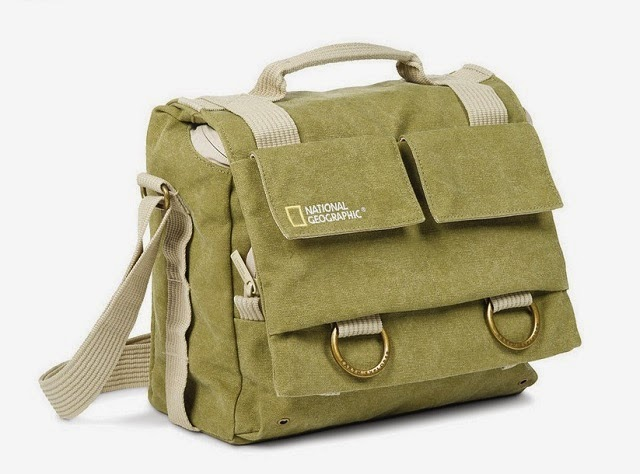 Borsa fotografica National Geographic Earth Explorer Midi