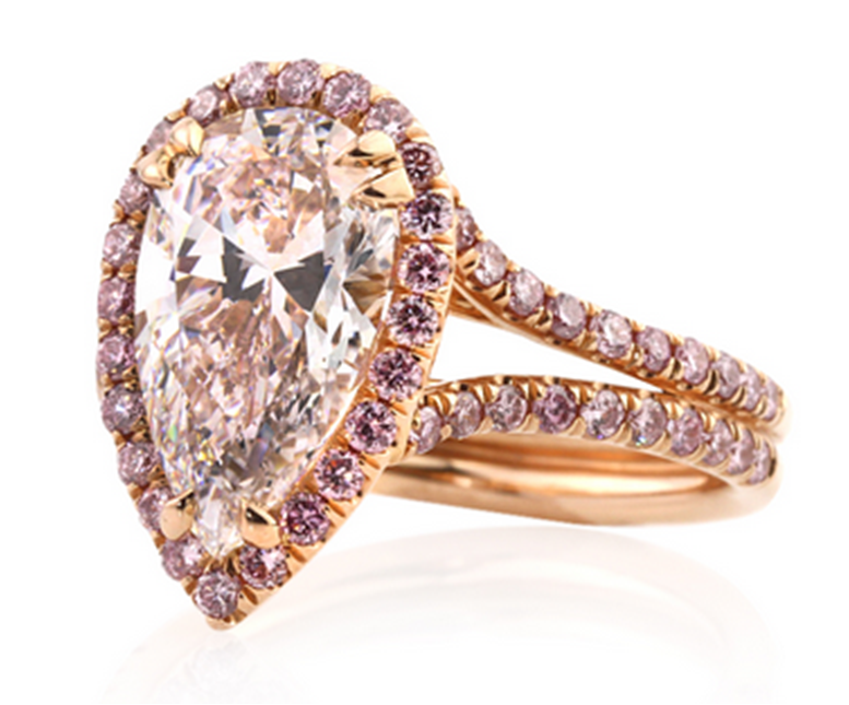 The Polished Vault Bridal The Rise of Pink Diamonds