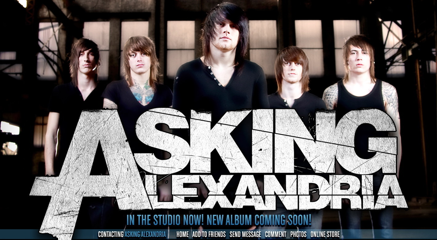 Asking Alexandria Live Wallpaper | New Wallpapers HD 1080i