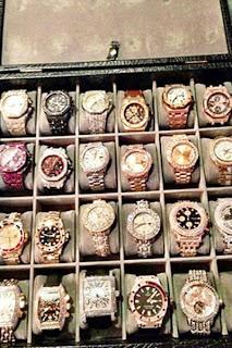 curiosa coleccion relojes