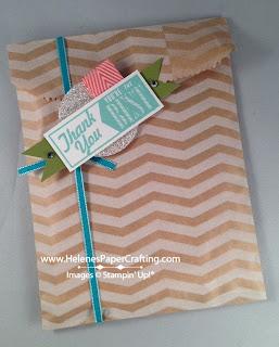 Tag a Bag gift