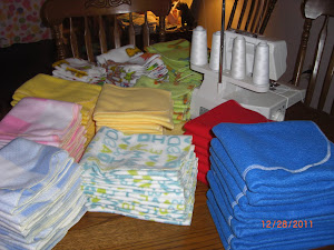 Fleece Preemie Blankets