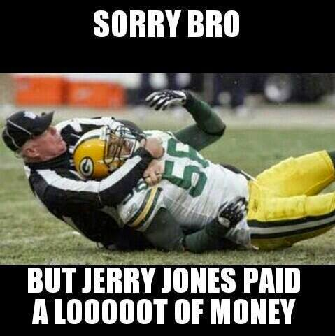 Sorry Bro but jerry jones paid a looot of money
