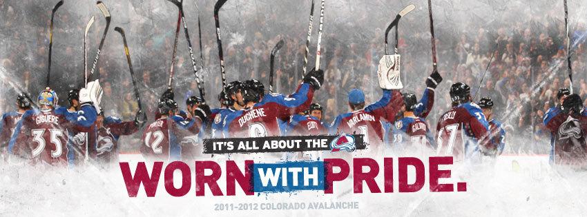 Colorado Avalanche Game Worn Jerseys