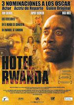 Diario De Frank Hotel Rwanda