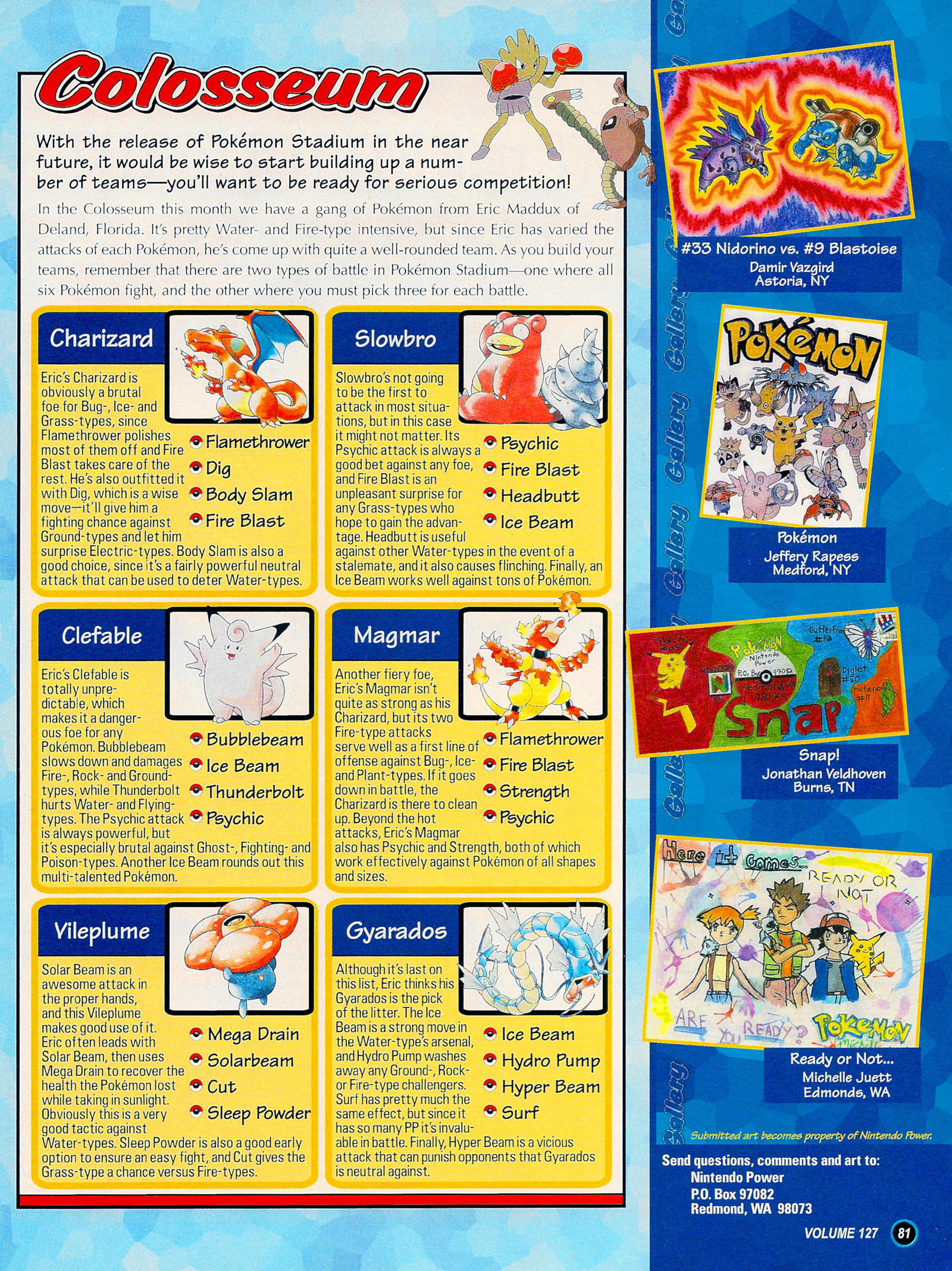 Nintendo Power #127 #127 - English 89