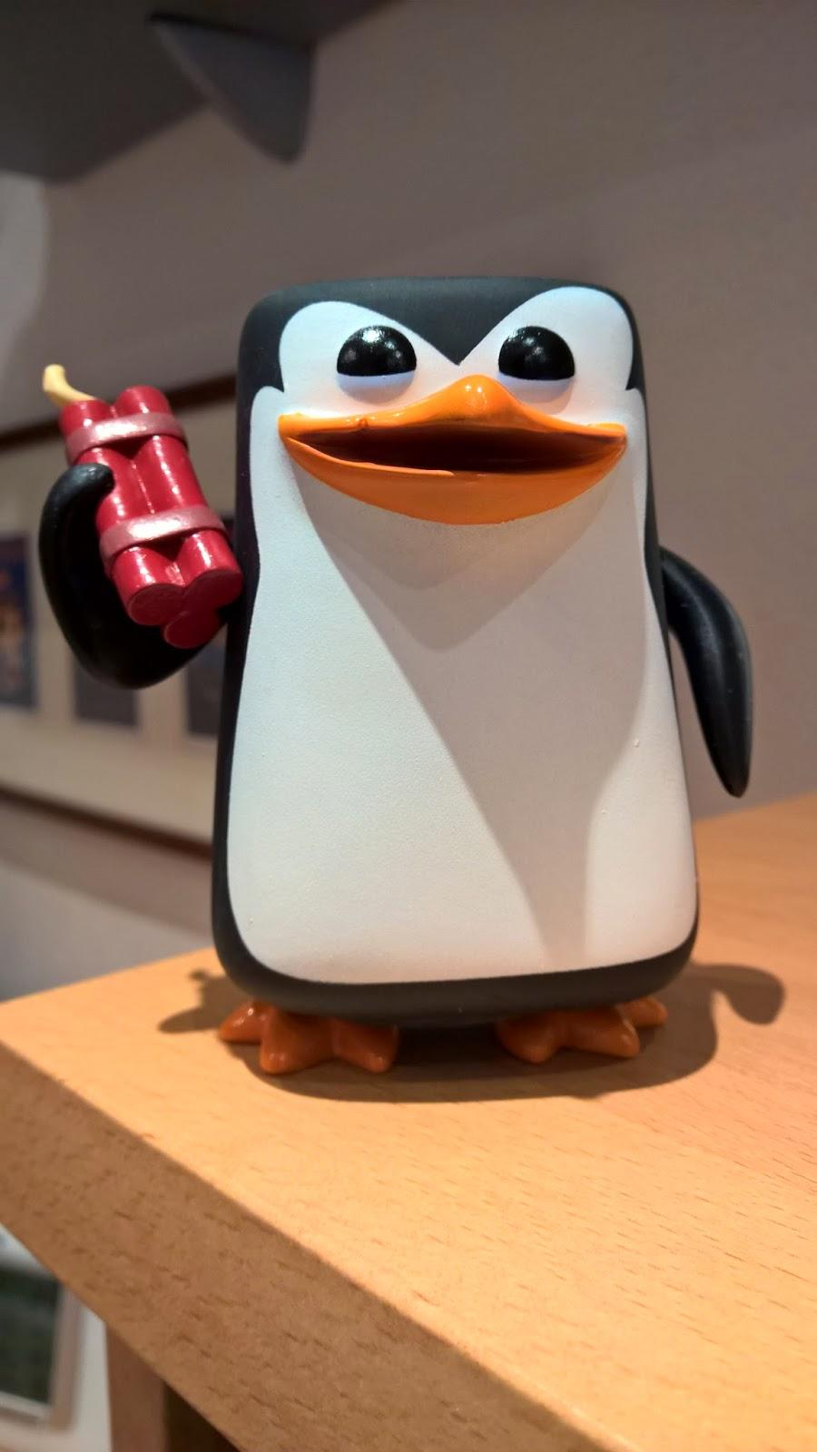 Funko Pop! Rico - Pingüinos de madagascar