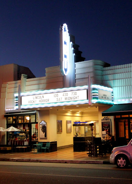 Art Movie Theater, Long Beach, CA