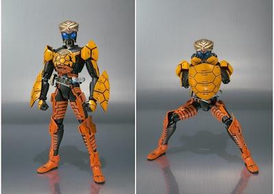SH FiguArts Kamen Rider OOO BuraKaWani Combo Announced