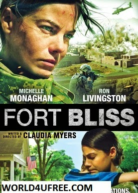Fort Bliss 2014 DVDRip 300mb