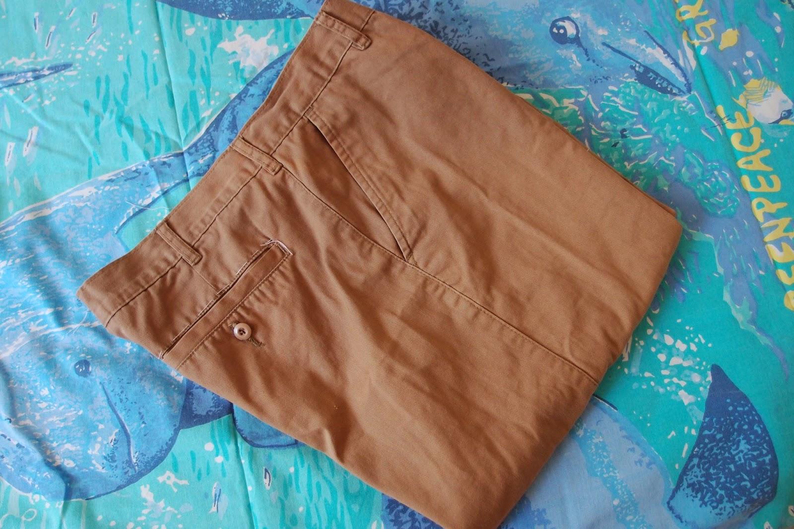 дънки от панталон