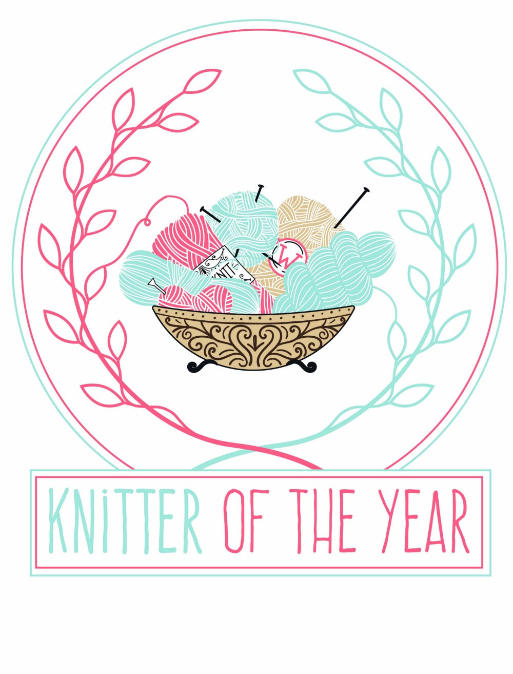 Winner of Knit Now's 2015 Online Knitter of the Year
