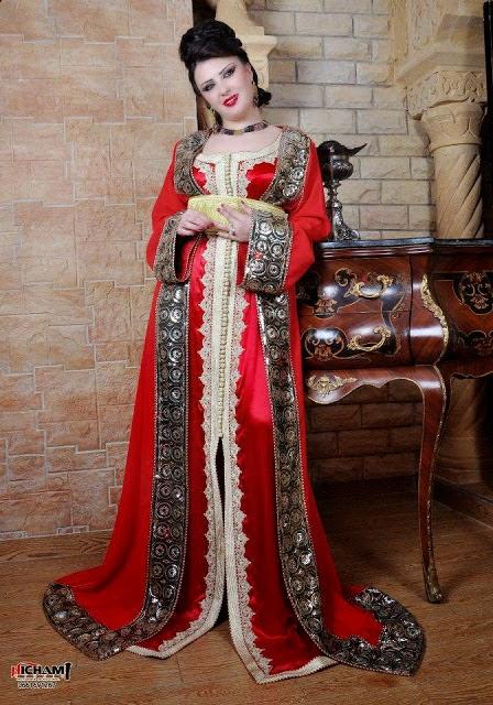 Caftan traditionnel 2014