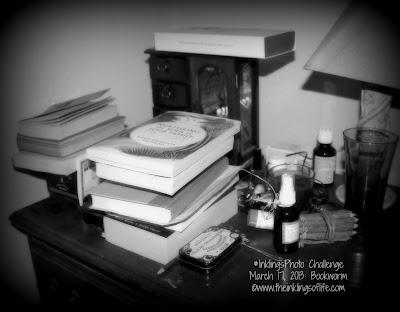 #InklingsPhoto Challenge, Bookworm