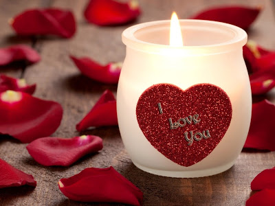 love-heart-candle-free-ipad-hd-wallpaper
