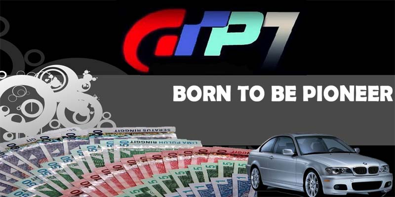 GTP7-BORN TO BE PIONEER