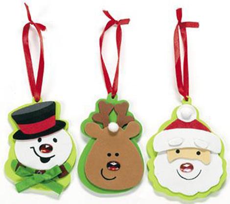 Lovers crafts manualidades f ciles para hacer con ni os - Manualidades faciles navidad ninos ...