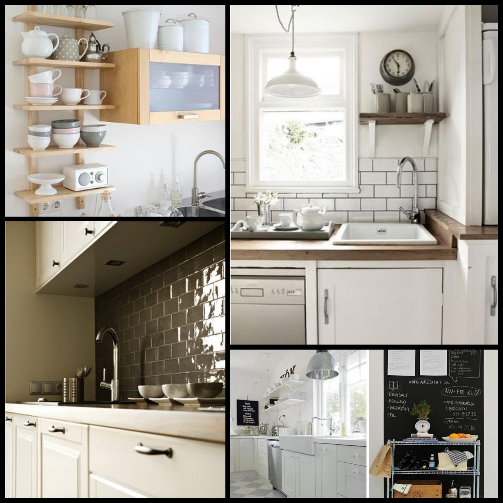 Una pizca de hogar 10 trucos para reformar tu cocina sin - Como decorar tu cocina ...