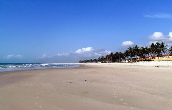 Praia de Praia do Sobral - Praias de Maceió - AL