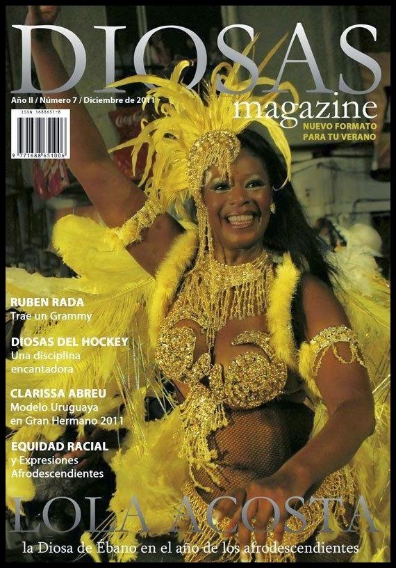 Carnaval. Desfile de Llamadas. Lola Acosta.