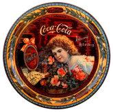 cocacola earlier logos