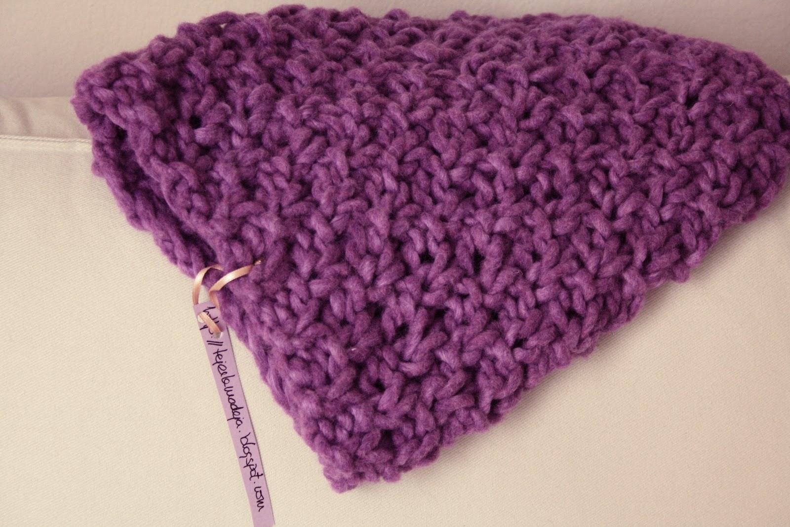 Tejer la madeja requete ltimas bufandas de lana para esta - Puntos de lana ...