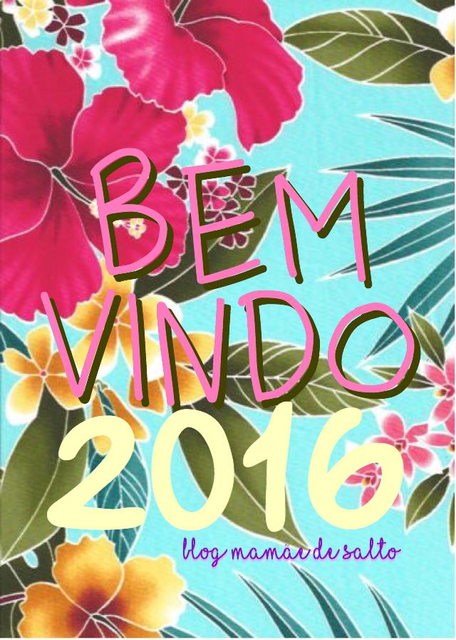 bem vindo 2016