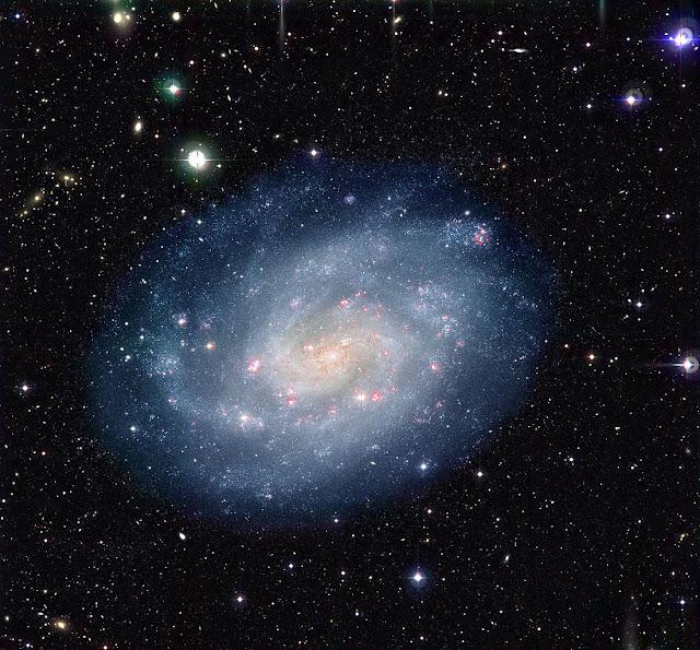 مجرة إن جي سي 300 أو NGC 300