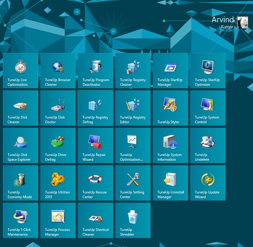TuneUp Utilities 2013 13.0 Full  ফ্রি ডাউনলোড [ আপনার পিসি হবে বুলেট গতির ]