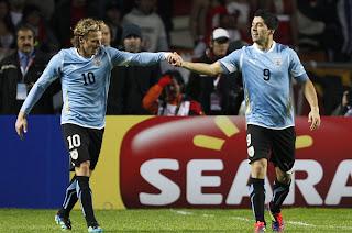 Desempeño de los Jugadores Uruguayos en la final