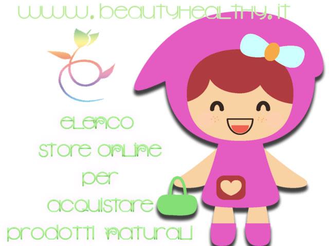 elenco e-store prodotti biologici ecobio cosmetici