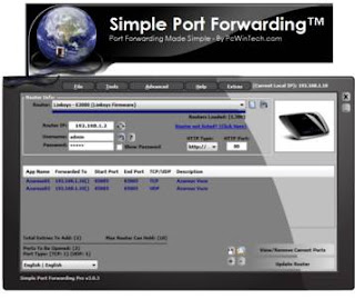 Port Forwarding, forward ports, IP address, port IP address, IP to static, windows firewall, port tester