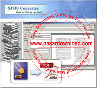 Free Download Software STDU Converter 2.0.154 Convert Ebooks Full Crack