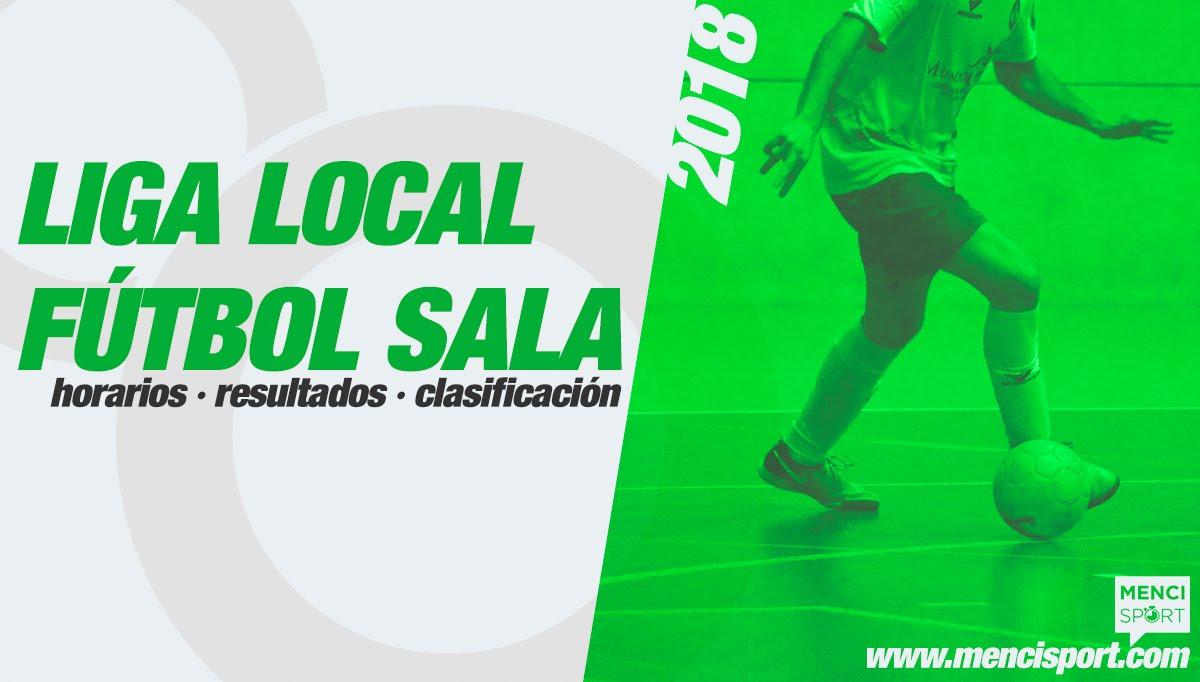 Liga Local Fútbol Sala