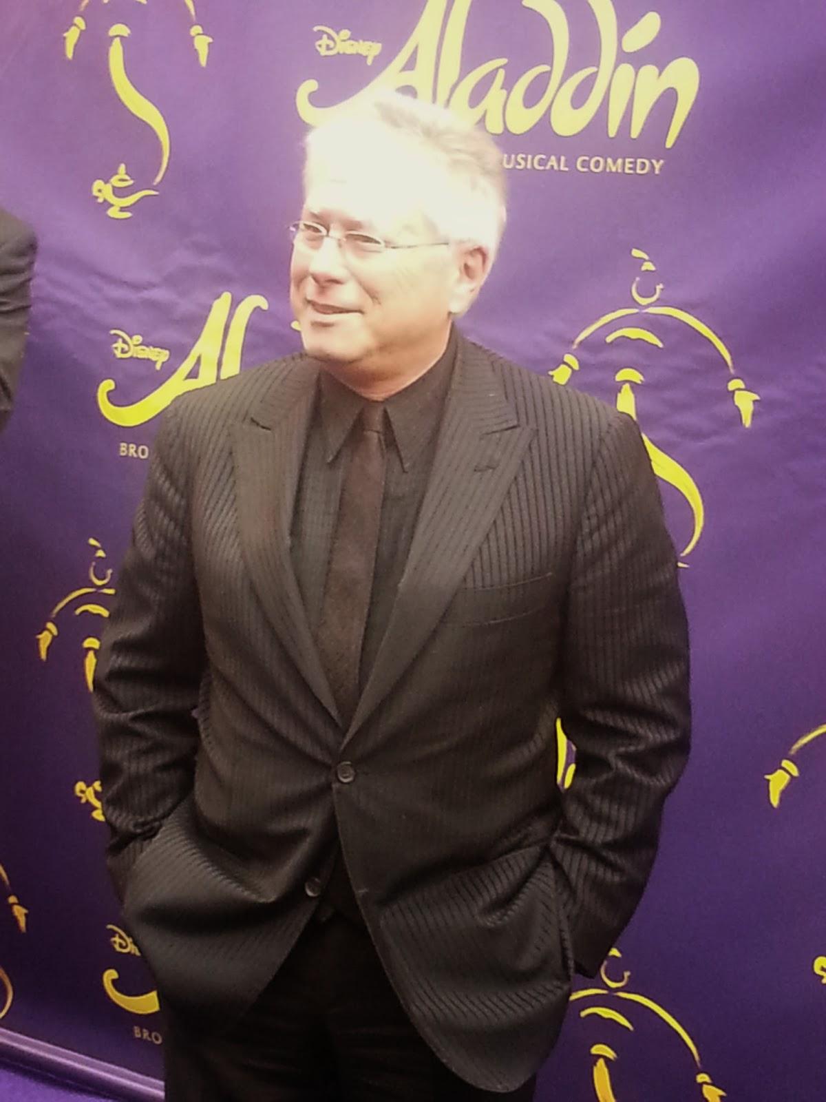 Composer And Disney Legend Alan Menken