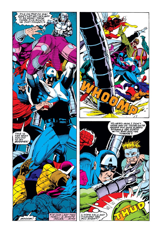 Captain America (1968) Issue #413 #362 - English 4