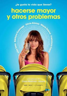 Hacerse Mayor Y Otros Problemas 2018 DVD R2 PAL Spanish