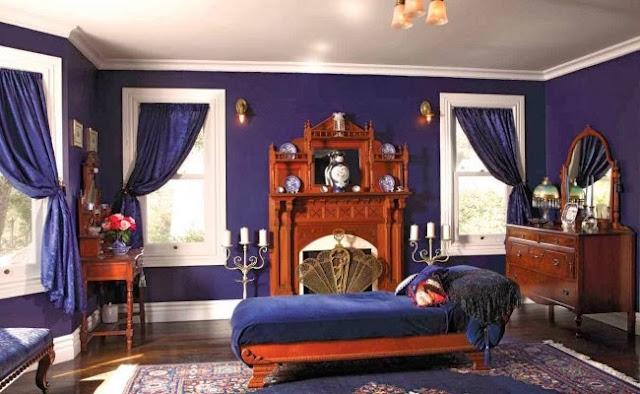Rumah Klasik Mewah Bergaya Victorian