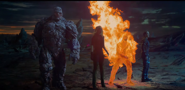 Fantastic Four 2015 Hindi Dubbed Full Movie Download 700MB
