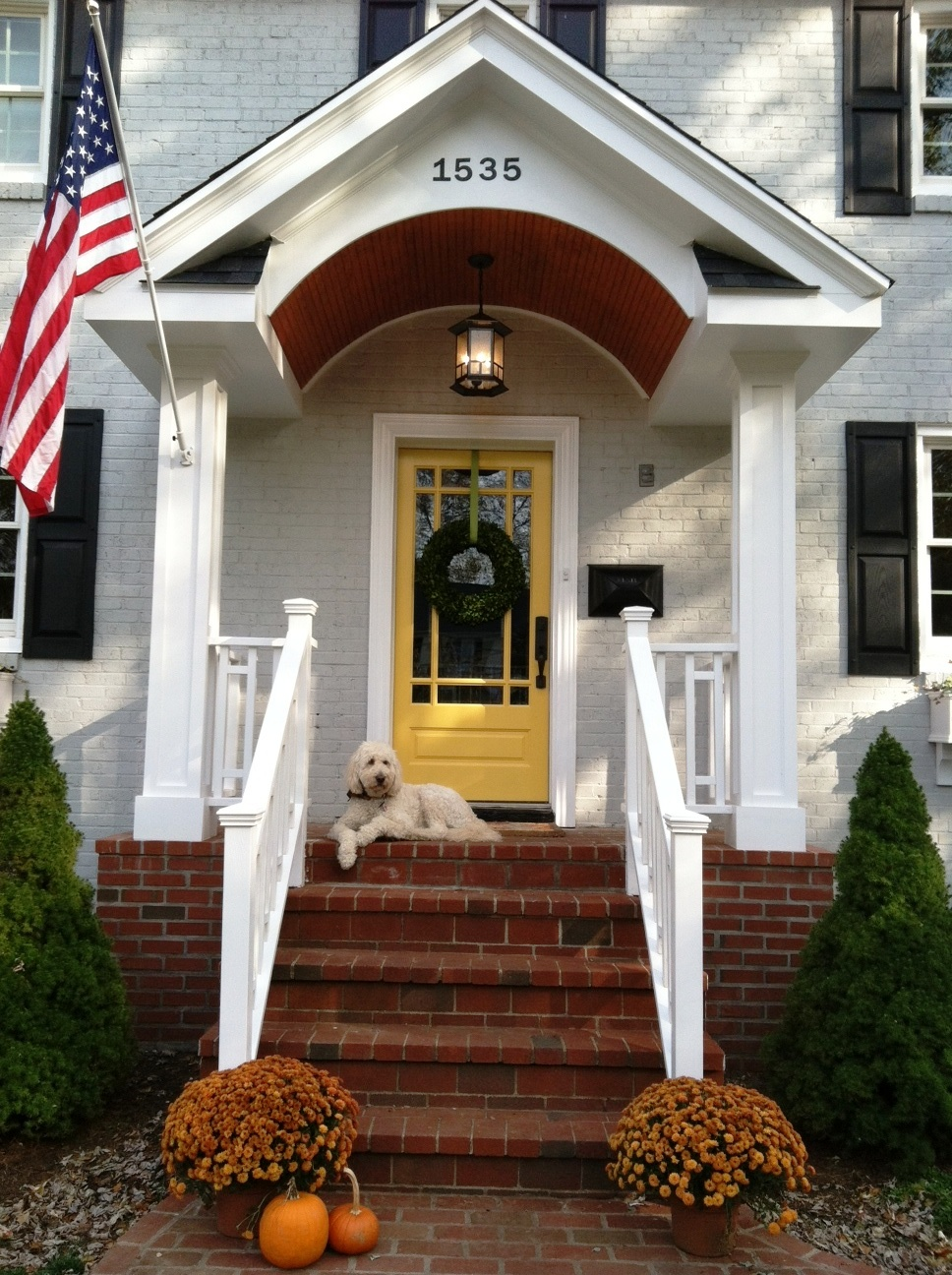 Craft It Up Portico Renovation