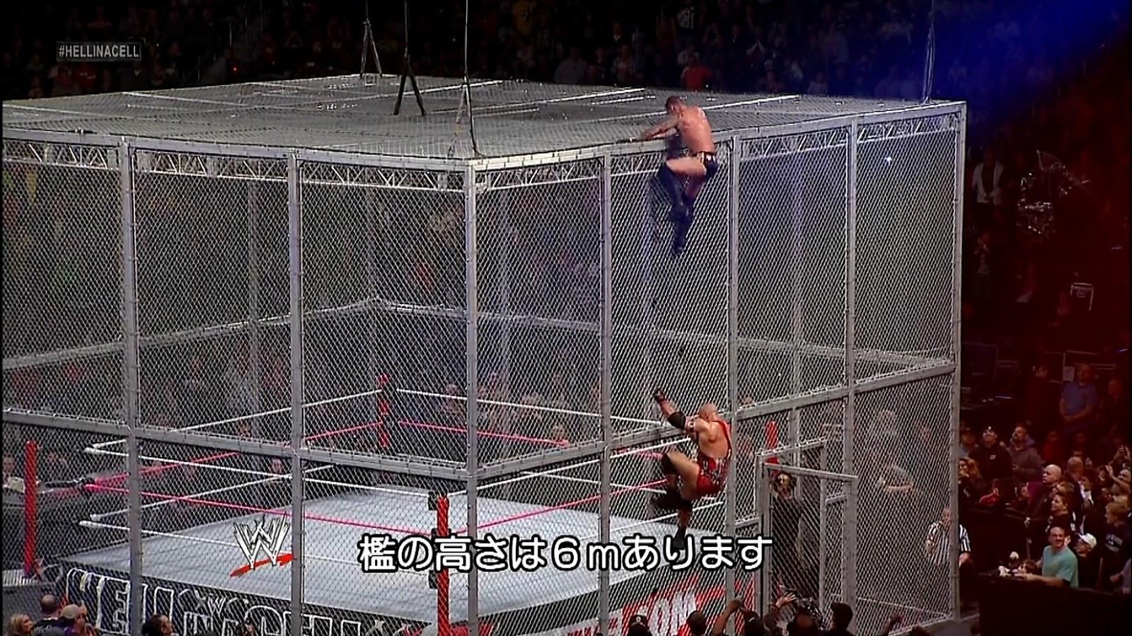 視・読・聴〕: WWE「ヘル・イン...