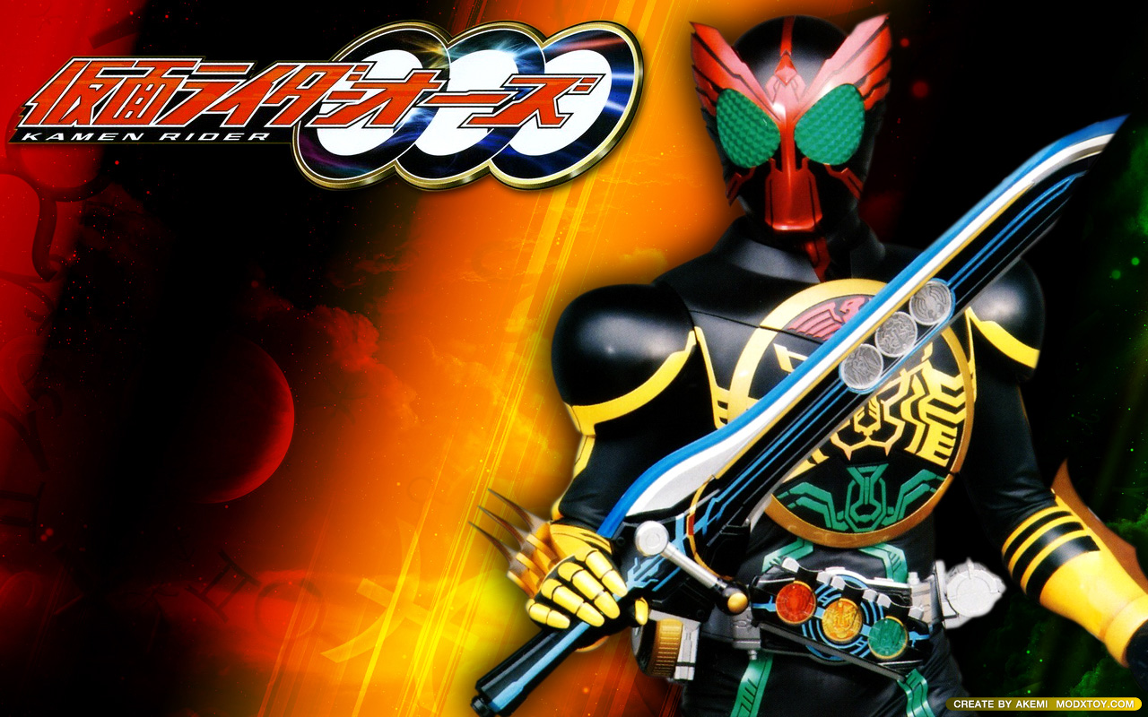 Kamen Rider OOO Wonderful MOVIE Indo Sub [Download]