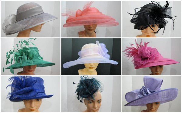 royal english hats fascinators
