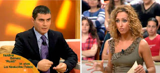 Rusti (Ángel Pardo) acude a 'A tu lado', con Emma García