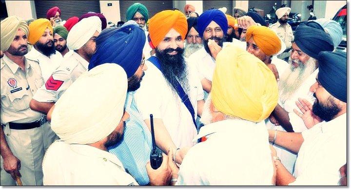 Sikh Hero Bhai Balwant Singh Rajoana New Photo
