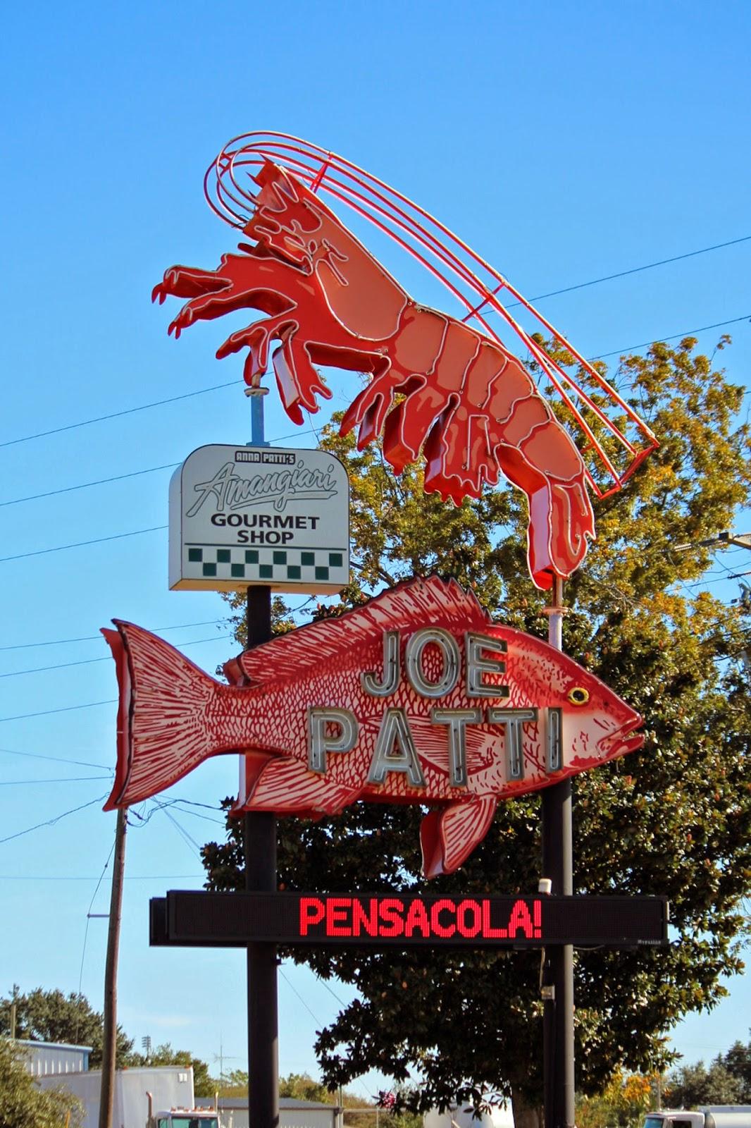 Joe Patti's Seafood Market~