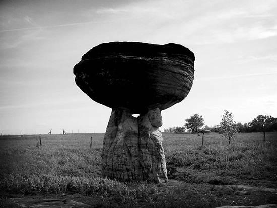 Mushroom-Rock-Kansas