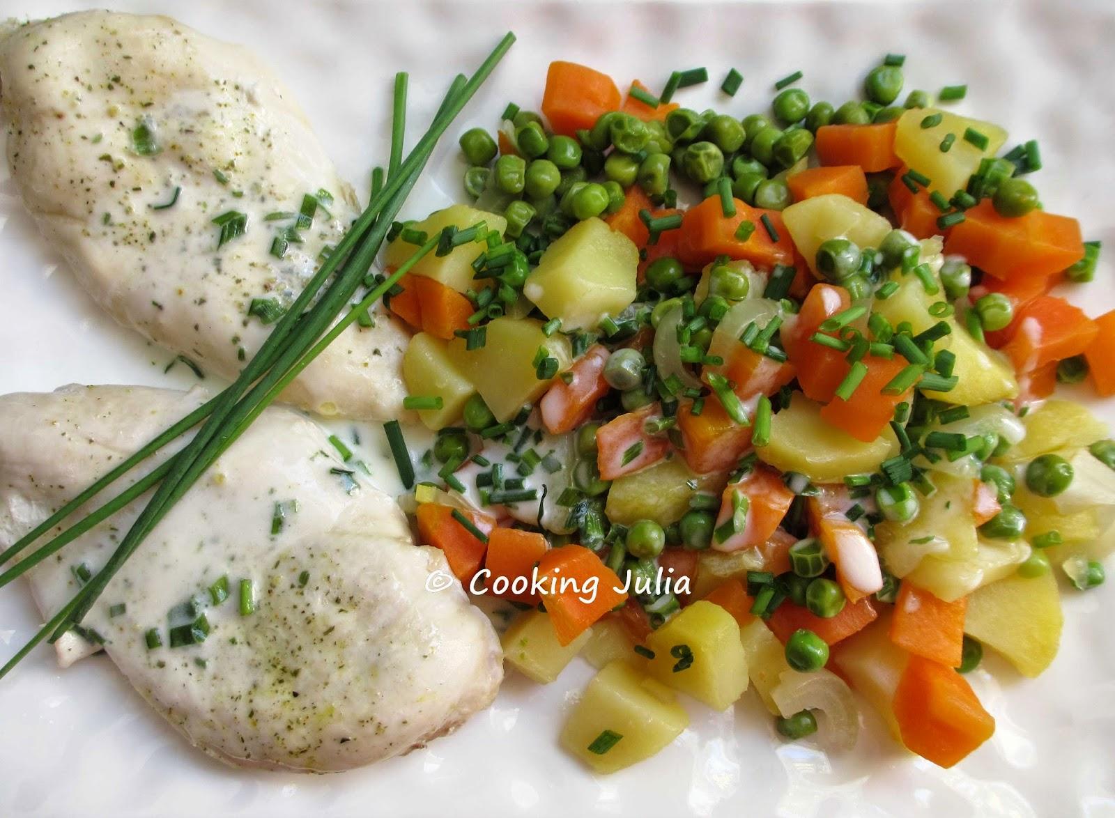 Cooking julia le th me du mois la cuisine vapeur for Cuisine vapeur