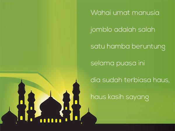 Gambar Kata Mutiara Islami versi Pepatah dan Petuah Lucu 1